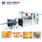 Linea di produzione automatica del pane tostato (fetta biscottata) con la certificazione del Ce