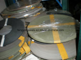 Tira de desgaste bronceada hidráulica de cinta de guía de PTFE