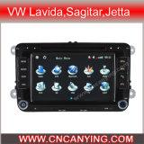 Vw Lavida, Sagitar, GPS를 가진 Jetta, Bluetooth에서 특별한 차 DVD 플레이어. (CY-8785)