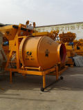 Carro de mezcla concreto del Smail (JZC-350), mezclador concreto