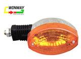 Ww-7168 het Licht van Turnning van de motorfiets, Licht Winker, voor cg125-6/K-80