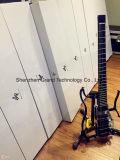Unique Descabeçados guitarra eléctrica no corpo do CNC em ligas de alumínio (AD100)