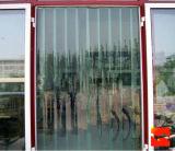 Занавес двери полиэфира Cheep/относящий к окружающей среде занавес ливня