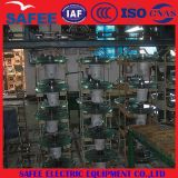 Isolador de vidro endurecido padrão da suspensão de China U120b 120kn - isolador de vidro de China, isolador de vidro da suspensão