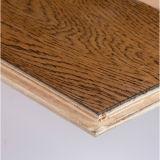 Antique выбил разнослоистым настил вяза проектированный партером деревянный