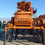 Hormigonera, de alta calidad de la máquina mezcladora de concreto (JS500)