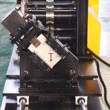 Rodillo que enmarca de acero del calibrador ligero que forma la fábrica de máquina