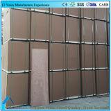 Madera contrachapada de la piel de la puerta Panel/3X7'door de la madera contrachapada del precio competitivo