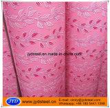 PPGI 꽃 디자인은 색깔 강철 코일을 인쇄했다