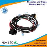 Câble équipé fait sur commande de l'électronique de harnais de câblage
