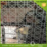 304装飾的な壁の羽目板のための高品質8kミラーそしてエッチングされたステンレス鋼シート