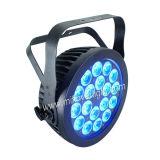 indicatore luminoso di PARITÀ della fase di illuminazione di PARITÀ di 18*15W LED