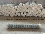 Fabrik-Lieferant galvanisierter Kettenlink-Zaun mit Qualität