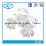 Горячая продажа пластиковых PE перчатки