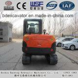 保定の構築機械装置の小型小さいクローラー掘削機