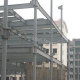 Mehrstöckiges Metallaufbauende Stahlkonstruktion für Werkstatt, Lager, Gebäude, Supermarkt