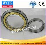 Messingrahmen-zylinderförmiges Rollenlager der Wqk Peilung-Nu224em