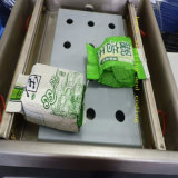 Máquina vegetal de la máquina/del empaquetamiento al vacío del sellado al vacío de los tallarines de arroz del alimento automático