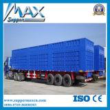 Appliance Transport를 위한 40t Dry 밴 Semi Trailer Cargo Truck Box Trailer