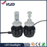 他の任意選択球根郵送物40With4400lmが付いている2016高品質LEDのヘッドライトH7は絶食する