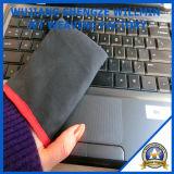 Микроволоконная салфетка перчатки руки ветошью