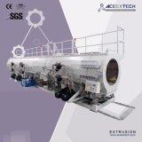 HDPE de Machine van de Uitdrijving van de Pijp/Hoge Efficiënte Extruder