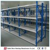 O metal ajustável anticorrosivo arquiva o Shelving resistente