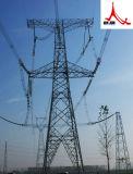 통신 타워 또는 전송 강철 각 탑