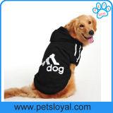 Piccoli della fabbrica e grandi vestiti all'ingrosso del cane di animale domestico di Adidog