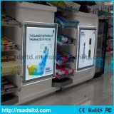 Mais barata Publicidade Crystal Display Box Light
