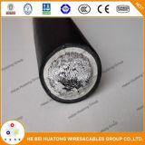 cavo di gomma della saldatura del fodero della flessione del conduttore della lega del rame 50mm2 o di alluminio