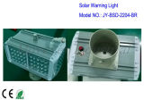 4 Geräten-Aluminiumlegierung-Solarwarnleuchte