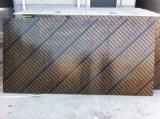 A película Phenolic de Brown da placa enfrentou a madeira compensada em 18mm