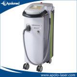 Impulsion Longue epilation laser Nd : YAG Machine pour sombre et la peau bronzée