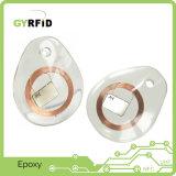 Key Fob RFID RFID Cartes clé pour primes de fidélité (KEA32)
