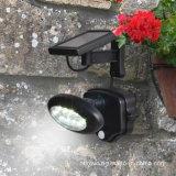 10LED太陽PIRの動きセンサーの機密保護ライト(RS2013)