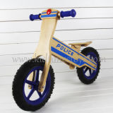 Crianças Peste andando de bicicleta de balanço