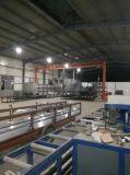 Tubo de la sección, sección de la aleación de aluminio, tubo de acero, tubo de pulido, tubo
