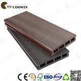 150*35mm hohle Decking-Qualität ausgeführter hölzerner zusammengesetzter Plastikbodenbelag (TW-K01)