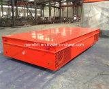 La manipulación de materiales de alta calidad con el coche de 30 toneladas de carga