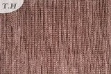 Slipcover liso da cadeira do Chenille de Brown (fth31923)