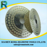 Lâminas de serra Electroplated Romatools de granito e mármore, cerâmica