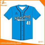 チーム摩耗のためのHealongのスポーツ・ウェアの野球のジャージーのユニフォーム
