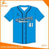 Le modèle 2017 le plus neuf du base-ball Jersey de vêtements de sport de sublimation pour l'usure d'équipe
