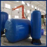 Pression de la bouteille d'eau avec FRP Réservoirs PRF