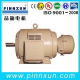 Motor elétrico do anel de deslizamento de 3 voltagens (IP23) para cimento / bomba / moinho