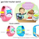 Отслежыватель GPS вахты полосы кремния для малышей с Sos Buttom