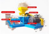 Les aliments pour poissons flottant multifonction Pellet bouletage Making Machine