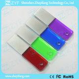 최고 얇은 아크릴 소형 사용자 데이터그램 프로토콜 칩 USB 섬광 드라이브 (ZYF1529)