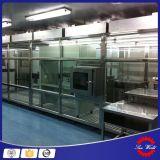 Cleanroom modulaire personnalisé de la classe 100 propres de cabine pour le produit chimique